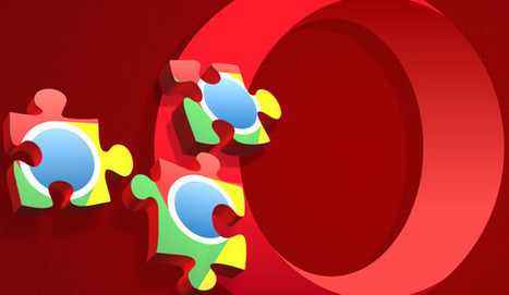 How to Install Google Chrome Extensions in Opera Browser | Keeping up with Ed Tech | Scoop.it