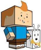 Cubes Tintin et Milou | FLE enfants | Scoop.it