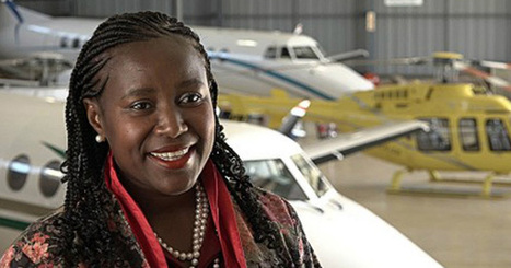 Black Woman Rejected by Airline Decides to Start Her Own Airline -- And Does! | LibertyE Global Renaissance | Scoop.it