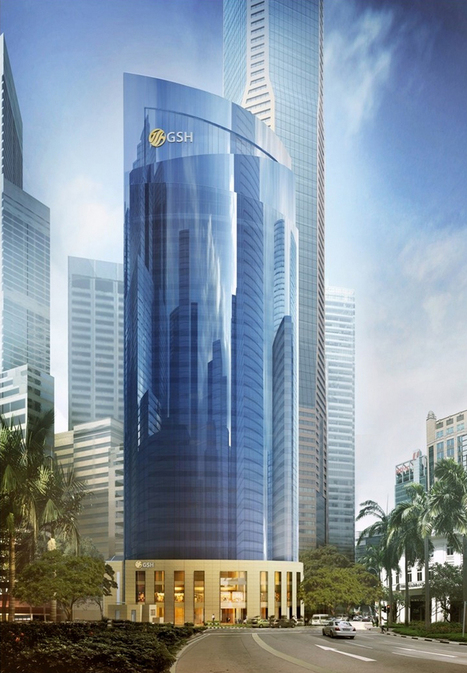 GSH Plaza (Former Equity Plaza) | Singapore Real Estate | Scoop.it