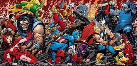Avengers versus The Darkseid!! | GeekedMedia | Scoop.it