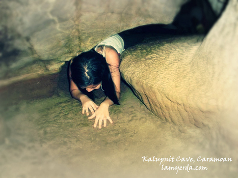 The ultimate spelunking challenge at Kulapnit Cave, Caramoan | Philippine Travel | Scoop.it