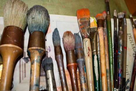 The Death of the Artist—And the Birth of the Creative Entrepreneur | Managing Technology and Talent for Learning & Innovation | Scoop.it