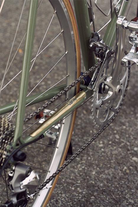 Six-Eleven Bicycle Co. Classic Road | Classic Steel Bikes | Scoop.it