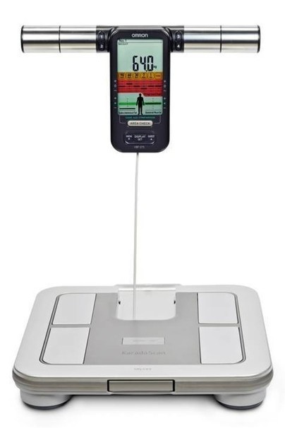 Omron Body Composition Monitor HBF-375 | Health | Scoop.it