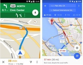 New- Google Announced The Offline Availability of Google Maps ~ Educational Technology and Mobile Learning | Dittatica e tecnologia | Scoop.it