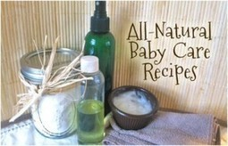 Coconut Oil Baby Care Recipes | Organic Baby Products | Scoop.it