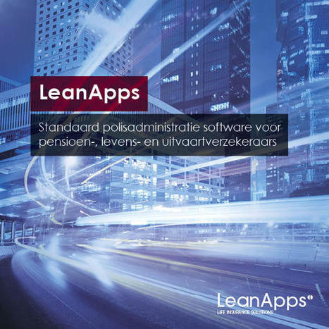 Software Improvement Group awards LeanApps Life 3 Stars - LeanApps Corporate | SIG media items | Scoop.it