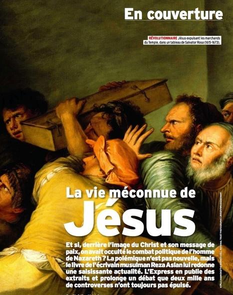 Un n-ième scoop sur Jésus au moment de la Semaine Sainte ? | Actualités Bibliques | Scoop.it