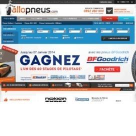 découvrez et consultez toutes les offres et avantages du site web Allopneus | coupon remise | Scoop.it