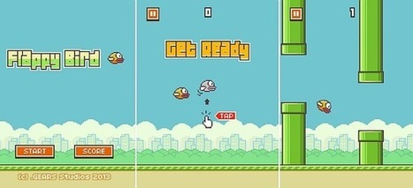 Free Download Flappy Bird Game For Android And iOS Device [.APK and .IPA Files]   Andriod   Scoop.it
