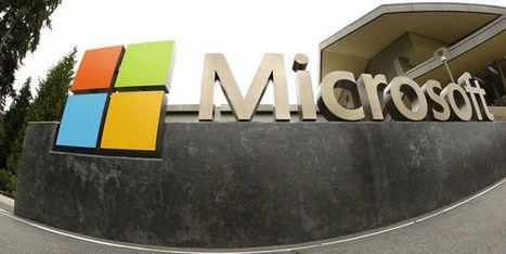 La justice estime que Microsoft n'a pas à transmettre aux Etats-Unis des données stockées en Europe | Données personnelles | Scoop.it