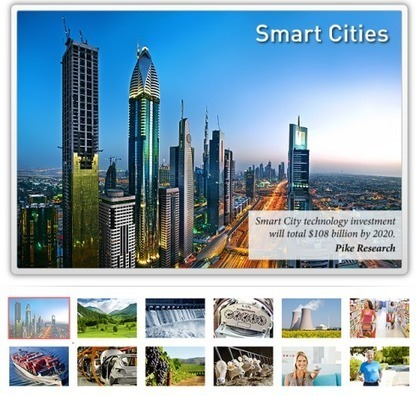 50 Sensor applications for a Smarter World. Get Inspired! | Smart Cities & The Internet of Things (IoT) | Scoop.it