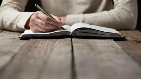 5 hábitos típicos de quem escreve bem | EXAME.com | Litteris | Scoop.it