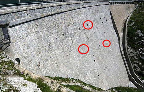What An Amazing Dam. Wait... What's That? Are Those...? No Way! | Educated | Scoop.it