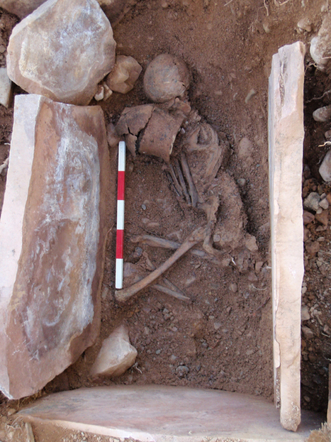 Portrait of an Early Bronze Age Highland funeral | Mégalithismes | Scoop.it