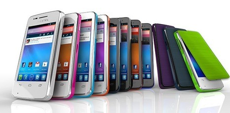 Alcatel One Touch Pop: la nueva gama baja de Alcatel | Mobile Technology | Scoop.it