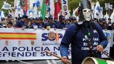 Fotos: La Policía española se rebela contra la austeridad | Saber diario de el mundo | Scoop.it