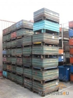 INDUSTRIAL BINS FOR SAL | Buy or Sell Machinery Online | Scoop.it