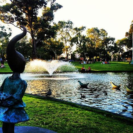 A little princess in Princess Park | Serendipitous Delight | Scoop.it