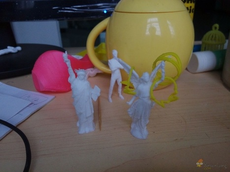 Recently i am trying tiny product's 3d print | Winsion | Scoop.it