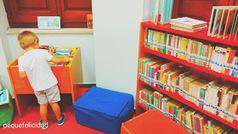 TODOS LOS NIÑOS DEBERÍAN VISITAR LA BIBLIOTECA SEMANALMENTE: LOS MOTIVOS | casa i escola: educació compartida | Scoop.it