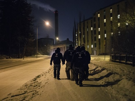 Fear and paranoia lead Finns to form vigilante groups that 'protect women' from asylum seekers | AP Human Geography Digital Knowledge Source | Scoop.it