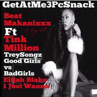 GetAtMe - GetAtMe3PcSnack ft Tink Million | GetAtMe | Scoop.it