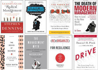 The Leader's Guide to Radical Management: The Death—and Reinvention—of Management: Part 1   Building trust and engagement   Scoop.it