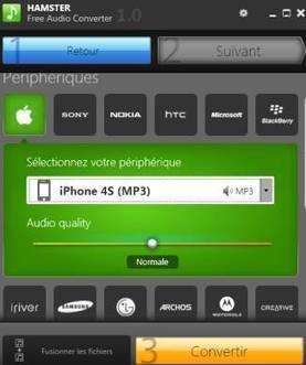 Convertisseur universel de fichiers audios pour 200 appareils   PersoFred15   Scoop.it