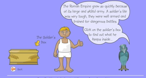 Birmingham Museum and Art Gallery for Kids - Roman Centurian | Latin.resources.useful | Scoop.it