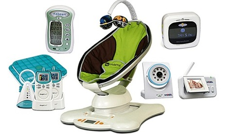 Top Tech Gadgets for the Nursery | Technology in Business Today | Scoop.it