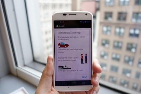 Hands-free Texting Now Possible with Motorola   Mobile Phones Stuff   Scoop.it