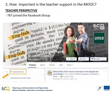 """A redefinition of the teacher and student roles in Language MOOCs: The example of """"How to succeed in the English-B1 Level exam"""" – El alemán desde el español 