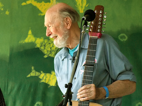 What Educators Can Learn From Pete Seeger | Research, sustainability and learning | Scoop.it