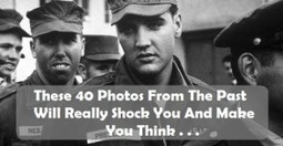 These 40 Photos From The Past Will Really Shock You And Make You Think. I Still Can't Believe Some Of Them. | Everything Photographic | Scoop.it