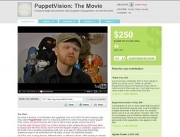 PuppetVision: The Movie – crowd-funding now! | Machinimated | Scoop.it