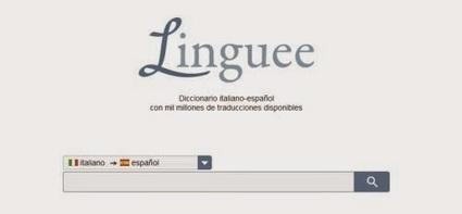 Linguee: dizionario online con oltre 200 combinazioni linguistiche   my blog   Scoop.it