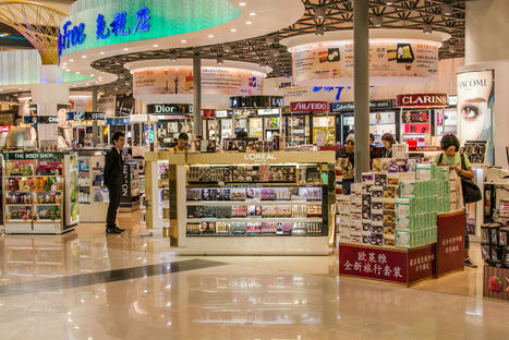 Chinese Shoppers to Make Asia Surpass Europe for Duty-Free Market Share by 2020 | Jing Daily | RETAIL360° : concepts, merchandising, marketing expérientiel | Scoop.it