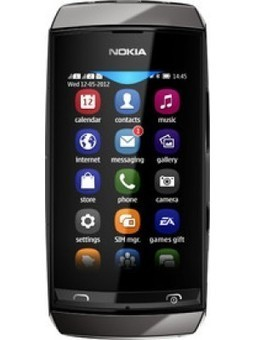 Nokia Asha 305 (Dark Grey) - Shop and Buy Online at Best prices in India. | Online Diwali-gifts | Scoop.it