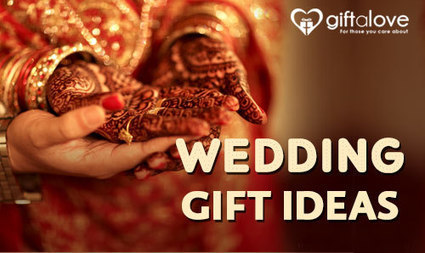 6 Awesome Wedding Gifts to Buy at Giftalove.com & Greet a Lovely Couple!   Buy Gifts & Flowers online   Scoop.it