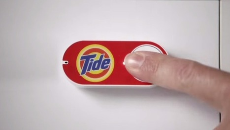 "Amazon Dash Button: Finally, an Internet of Things device that is actually useful | L'impresa ""mobile"" 