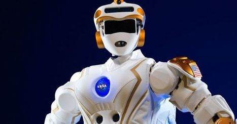 Meet Valkyrie—NASA's Humanoid Robot for Future Space Missions | Post-Sapiens, les êtres technologiques | Scoop.it