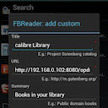 FBReader local OPDS scanner - applications pour Android d'AppBrain | Android Apps | Scoop.it