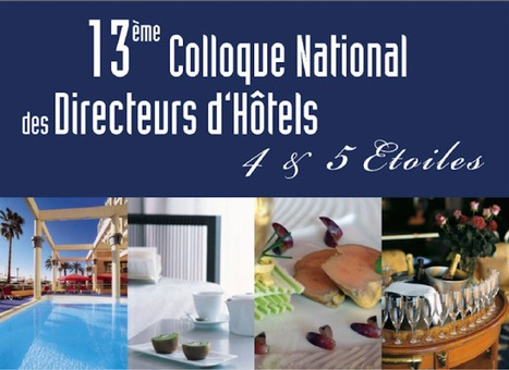 Conférence 10 octobre : L'Art de Recevoir à la Française - Laurent DELPORTE | Hotel | Scoop.it