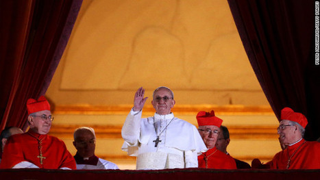 First Latin American pope 'very exciting,' faithful say | North & South America-Geography to the Point | Scoop.it