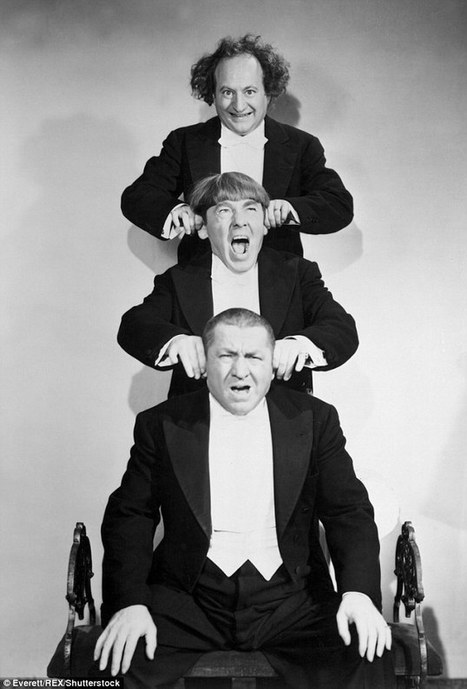 Fox hunts for trio of 12-year-olds to play little Three Stooges | Kickin' Kickers | Scoop.it