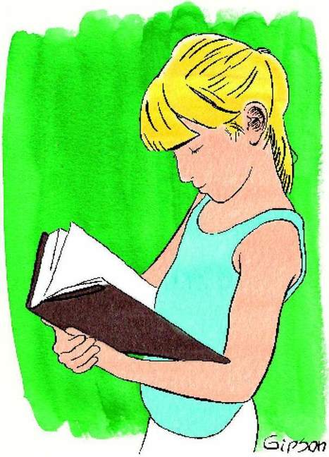 Human Condition: Love of reading passes to the next generation | Libraries in Demand | Scoop.it