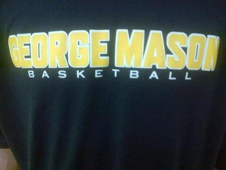 """Jon Rothstein on Twitter: """"Greetings from Fairfax! Here for George Mason workouts. Year two for the Patriots in the Atlantic 10. http://t.co/Qg05Tsy394"""" 