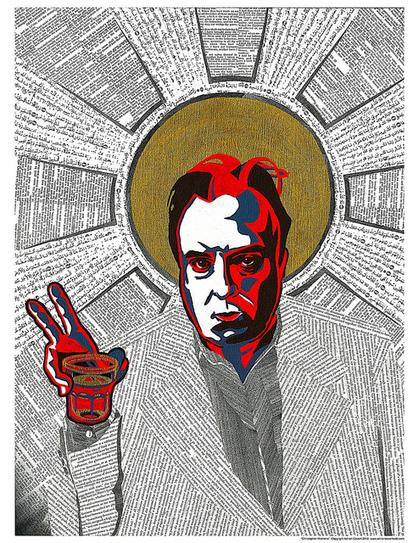 Good News!  Hitchens has Risen! | The Atheism News Magazine | Scoop.it